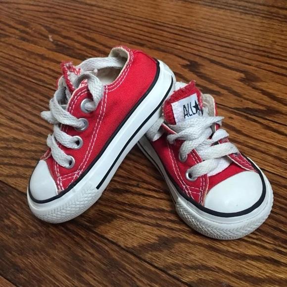5ea11f3d182493 Converse Shoes - Converse Chuck Taylor Toddler size 3
